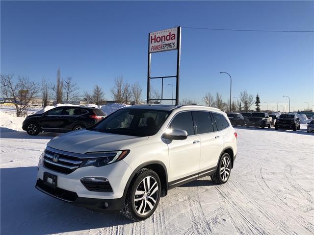 2017 Honda Pilot Touring (Stk: H16-5666A) in Grande Prairie - Image 1 of 29