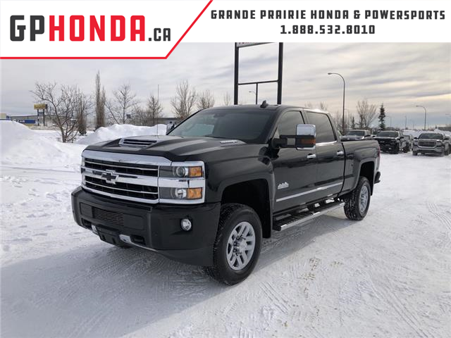 2018 Chevrolet Silverado 3500HD High Country (Stk: P21-012) in Grande Prairie - Image 1 of 28