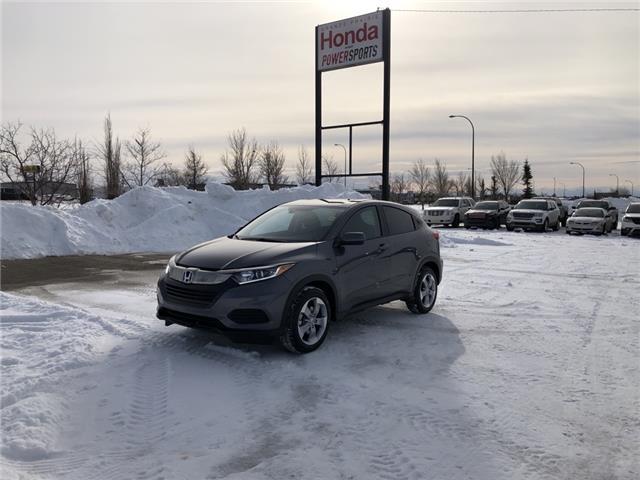 2021 Honda HR-V LX (Stk: H13-1050) in Grande Prairie - Image 1 of 22