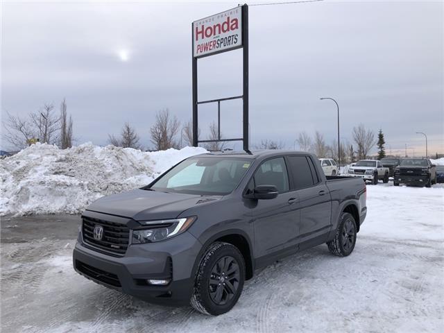 2021 Honda Ridgeline Sport (Stk: H17-0268) in Grande Prairie - Image 1 of 23