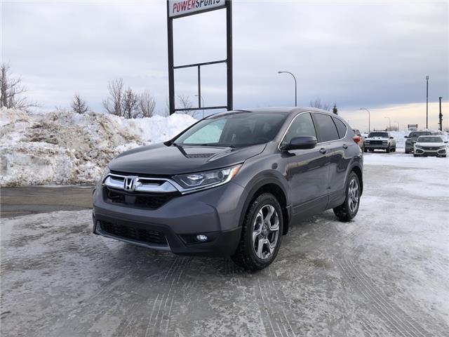 2017 Honda CR-V EX-L (Stk: 20-136A) in Grande Prairie - Image 1 of 22