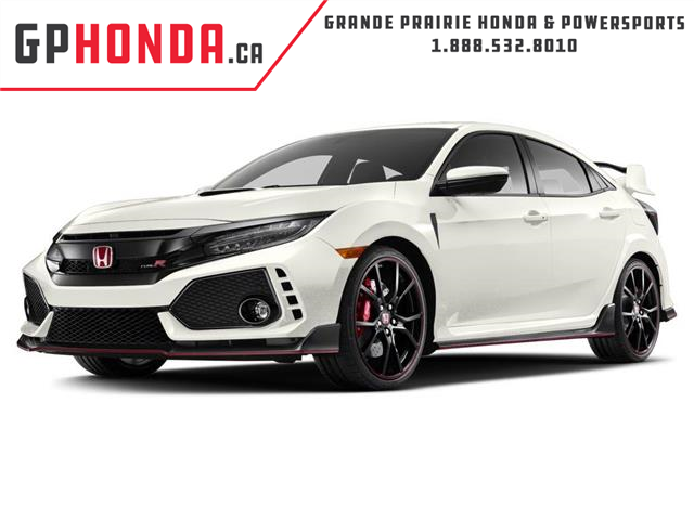 2017 Honda Civic Type R (Stk: P21-044) in Grande Prairie - Image 1 of 2