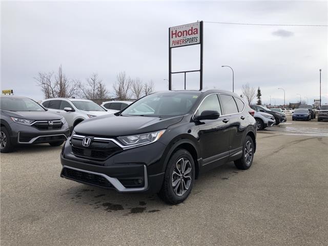2021 Honda CR-V EX-L (Stk: H14-0752) in Grande Prairie - Image 1 of 22