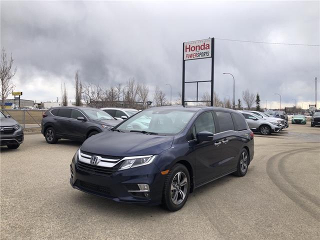 2019 Honda Odyssey EX-L (Stk: P21-041A) in Grande Prairie - Image 1 of 27