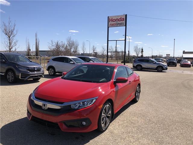 2018 Honda Civic EX-T (Stk: P21-007A) in Grande Prairie - Image 1 of 22