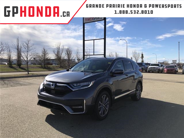 2021 Honda CR-V Touring (Stk: H14-9568) in Grande Prairie - Image 1 of 21
