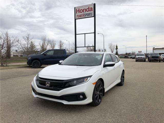2021 Honda Civic Sport (Stk: H12-1653) in Grande Prairie - Image 1 of 23