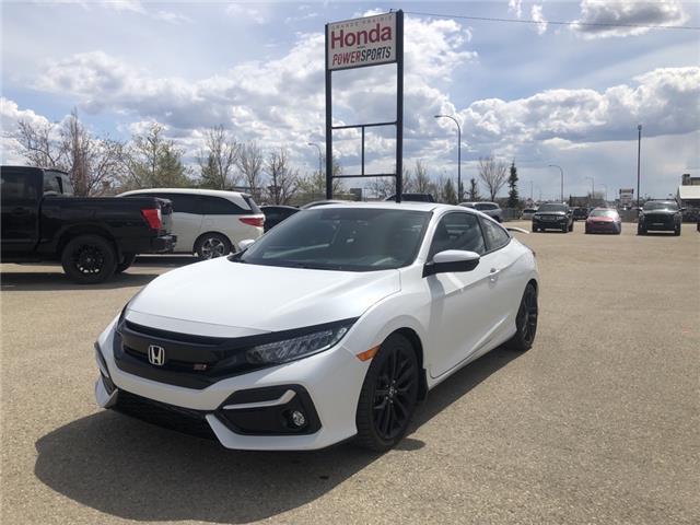 2020 Honda Civic Si Base (Stk: P21-054) in Grande Prairie - Image 1 of 25