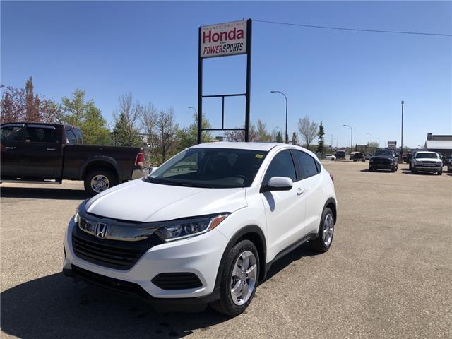 2021 Honda HR-V LX (Stk: H13-2184) in Grande Prairie - Image 1 of 23