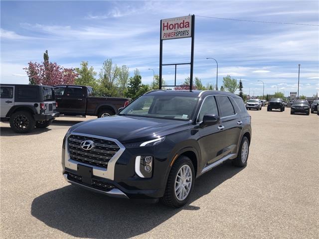 2020 Hyundai Palisade Ultimate 7 Passenger CP (Stk: P21-077) in Grande Prairie - Image 1 of 28