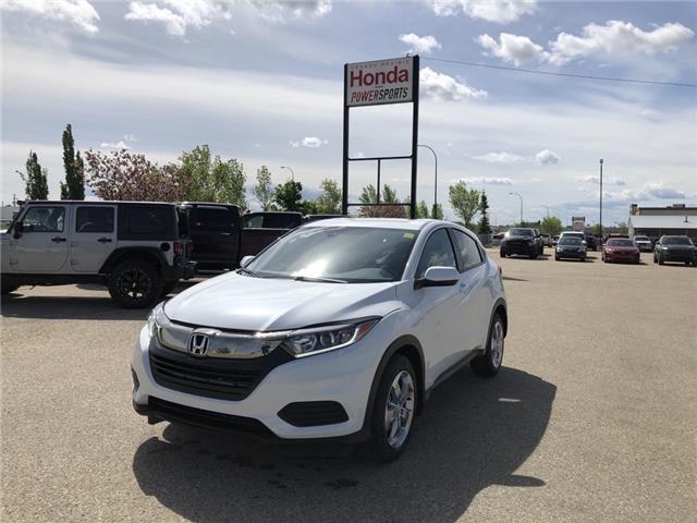 2021 Honda HR-V LX (Stk: H13-0650) in Grande Prairie - Image 1 of 22