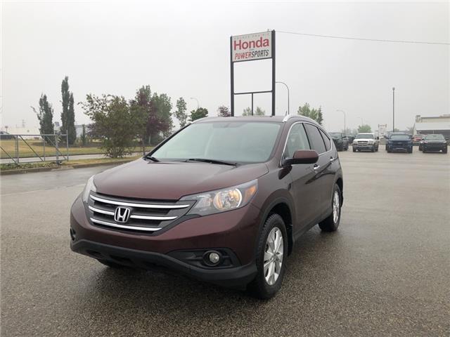 2014 Honda CR-V Touring (Stk: H14-4537A) in Grande Prairie - Image 1 of 30