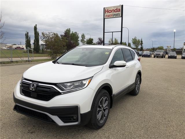 2021 Honda CR-V EX-L (Stk: H14-4622) in Grande Prairie - Image 1 of 20