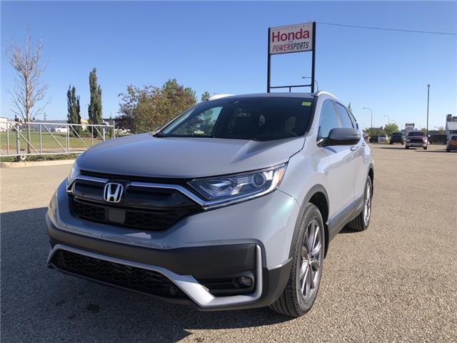 2021 Honda CR-V Sport (Stk: H19-3694) in Grande Prairie - Image 1 of 23