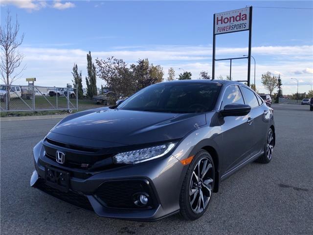 2017 Honda Civic Si (Stk: P21-140) in Grande Prairie - Image 1 of 25