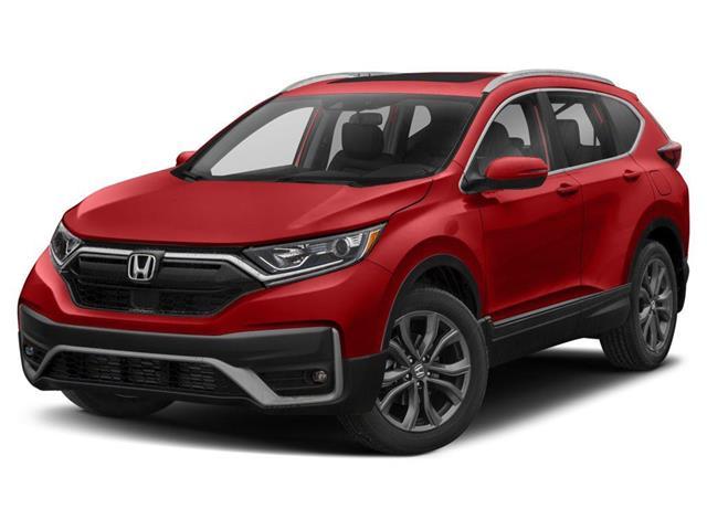 2021 Honda CR-V Sport (Stk: H14-0229) in Grande Prairie - Image 1 of 9