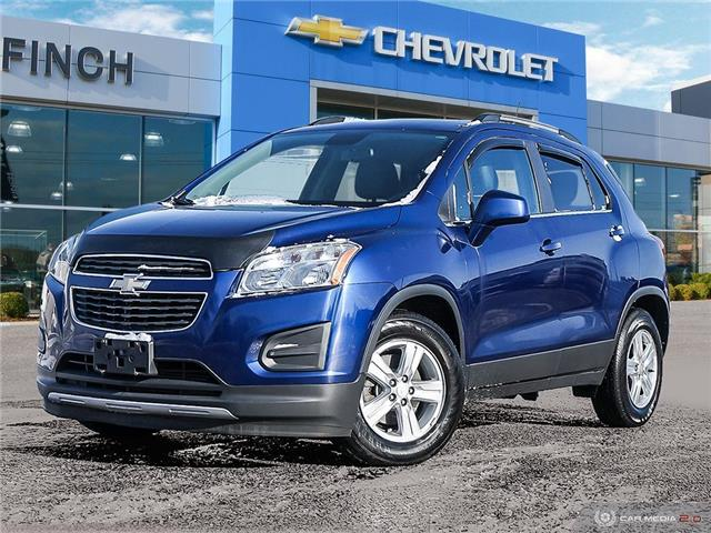 2013 Chevrolet Trax 2LT (Stk: 115817) in London - Image 1 of 28