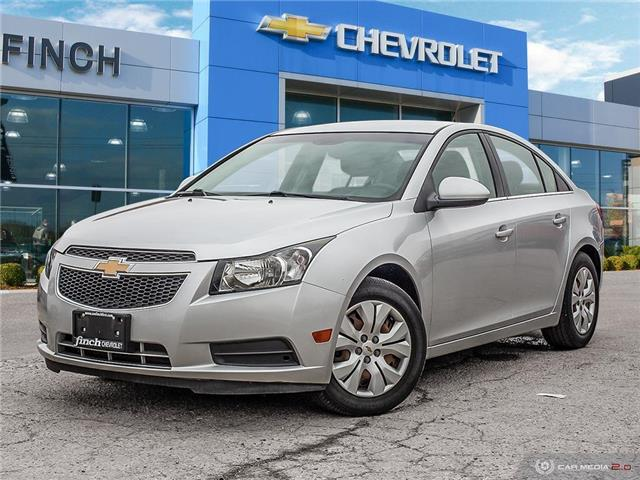 2012 Chevrolet Cruze LT Turbo (Stk: 129833) in London - Image 1 of 28