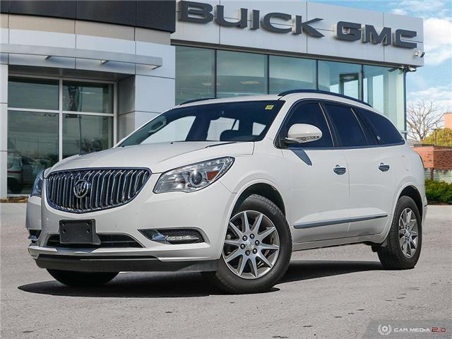 2016 Buick Enclave Leather (Stk: 150539) in London - Image 1 of 27