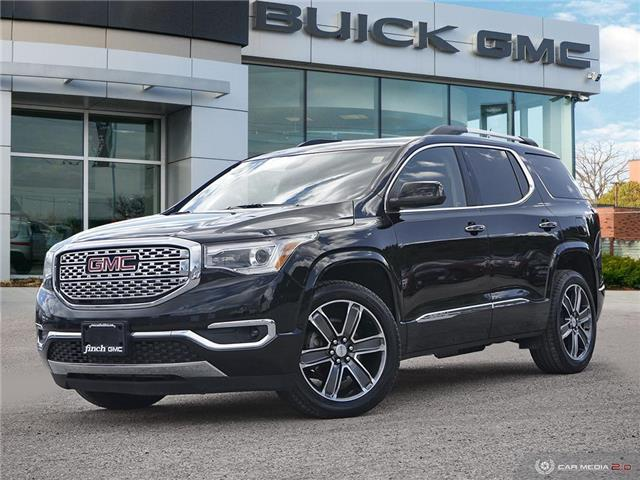 2018 GMC Acadia Denali (Stk: 137733) in London - Image 1 of 27