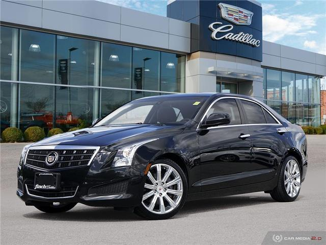 2014 Cadillac ATS 2.0L Turbo (Stk: 136531) in London - Image 1 of 27