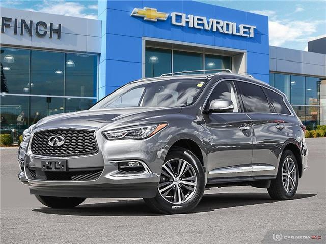 2018 Infiniti QX60 Base (Stk: 151433) in London - Image 1 of 28