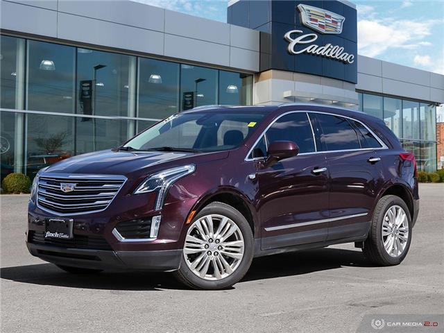 2017 Cadillac XT5 Premium Luxury (Stk: 135106) in London - Image 1 of 27