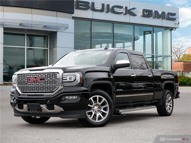 2017 GMC Sierra 1500 Denali (Stk: 148390) in London - Image 1 of 27