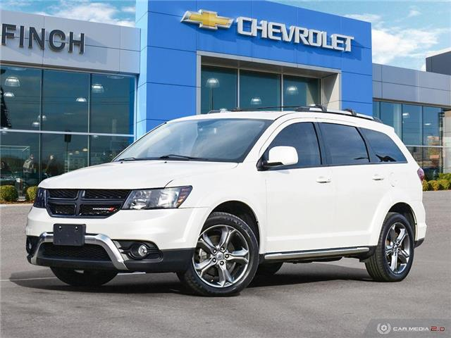 2018 Dodge Journey Crossroad (Stk: 152689) in London - Image 1 of 28