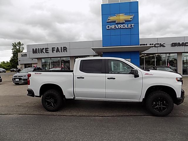 2020 Chevrolet Silverado 1500 LT Trail Boss (Stk: 20255) in Smiths Falls - Image 1 of 18