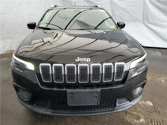 2020 Jeep Cherokee North (Stk: 201030) in Thunder Bay - Image 1 of 14