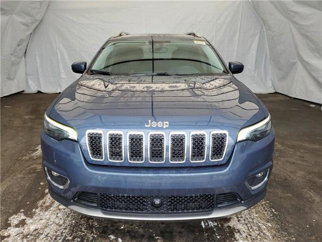 2020 Jeep Cherokee Limited (Stk: 201135) in Thunder Bay - Image 1 of 8