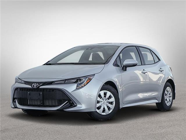 2020 Toyota Corolla Hatchback Base (Stk: 79908) in Toronto - Image 1 of 23