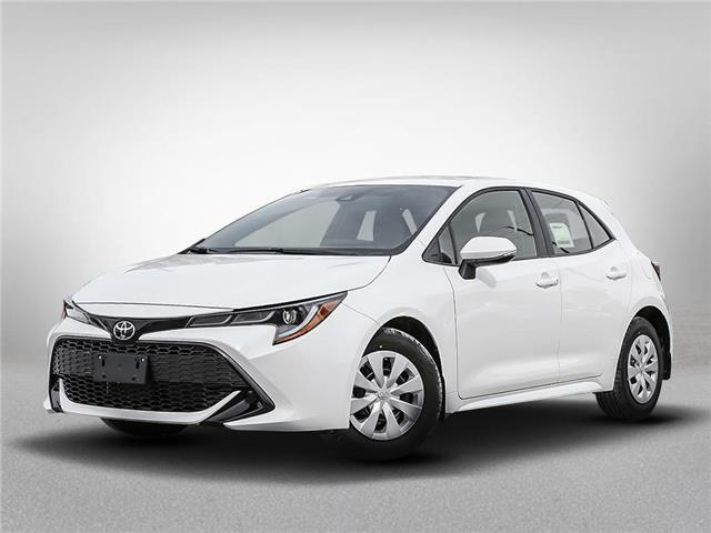 2020 Toyota Corolla Hatchback Base (Stk: 79940) in Toronto - Image 1 of 22