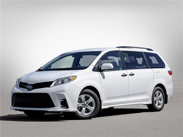 2020 Toyota Sienna CE 7-Passenger (Stk: 80001) in Toronto - Image 1 of 23