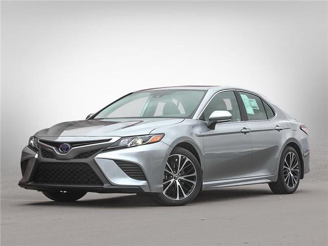 2020 Toyota Camry Hybrid SE (Stk: 80009) in Toronto - Image 1 of 23