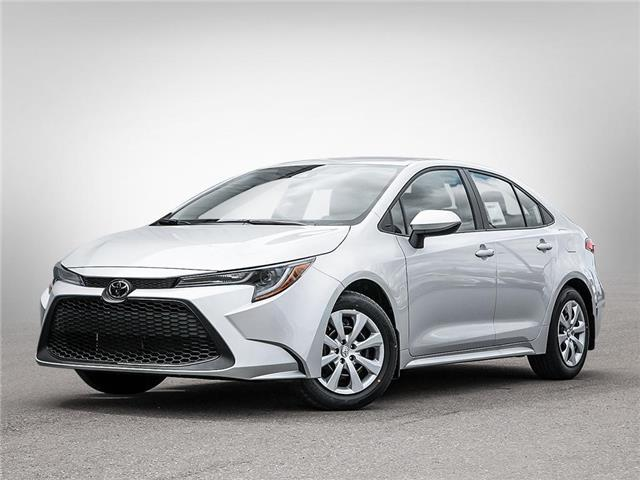 2020 Toyota Corolla LE (Stk: 80059) in Toronto - Image 1 of 22
