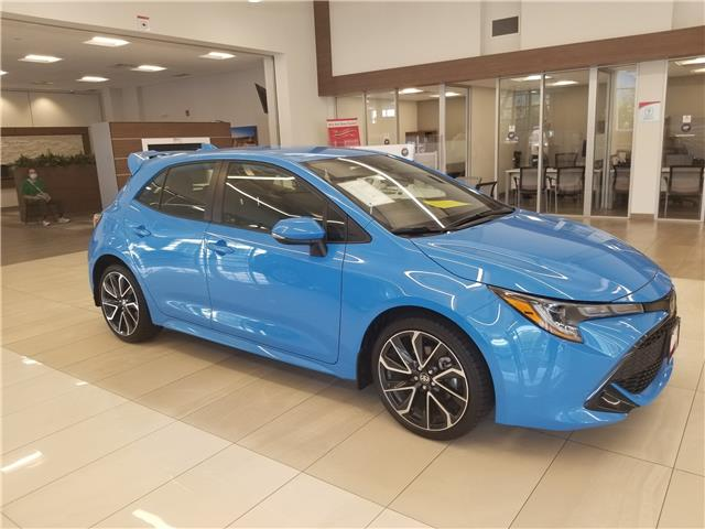 2020 Toyota Corolla Hatchback Base (Stk: 79667) in Toronto - Image 1 of 9
