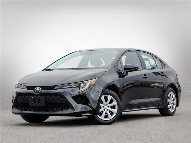 2021 Toyota Corolla LE (Stk: 80116) in Toronto - Image 1 of 23