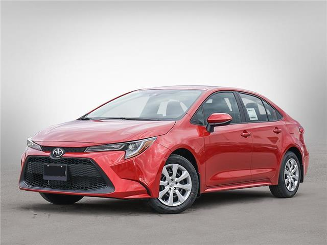 2021 Toyota Corolla LE (Stk: 80127) in Toronto - Image 1 of 23
