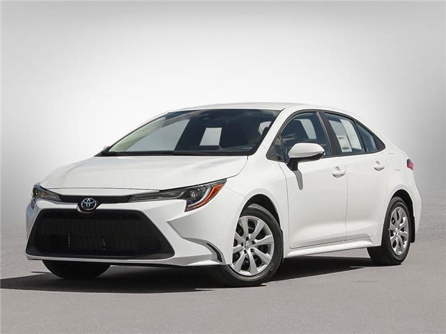 2021 Toyota Corolla LE (Stk: 80166) in Toronto - Image 1 of 23