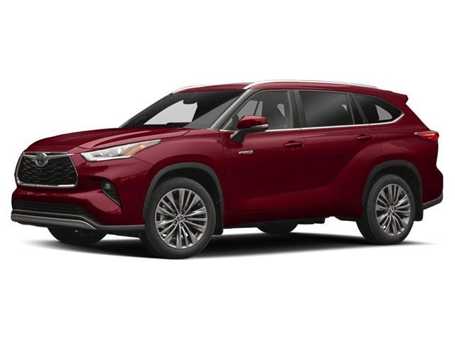 2020 Toyota Highlander Hybrid Limited (Stk: 80217) in Toronto - Image 1 of 8