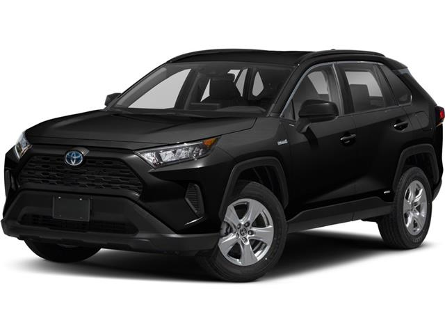 2021 Toyota RAV4 LE (Stk: 80241) in Toronto - Image 1 of 11