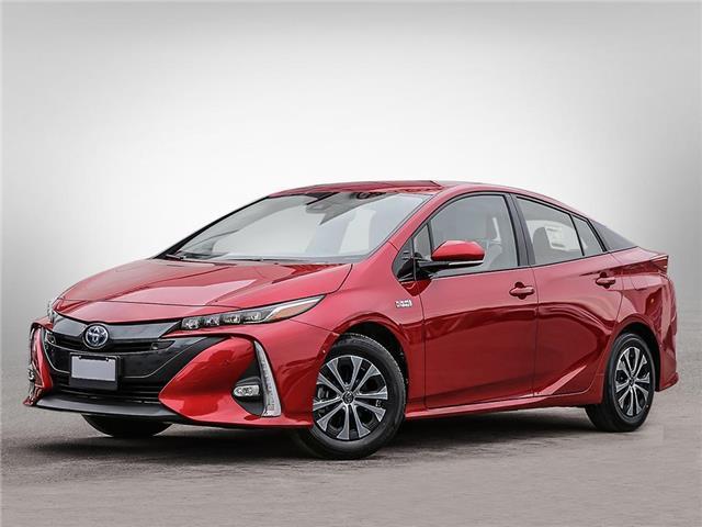 2021 Toyota Prius Prime Upgrade (Stk: 80265) in Toronto - Image 1 of 22