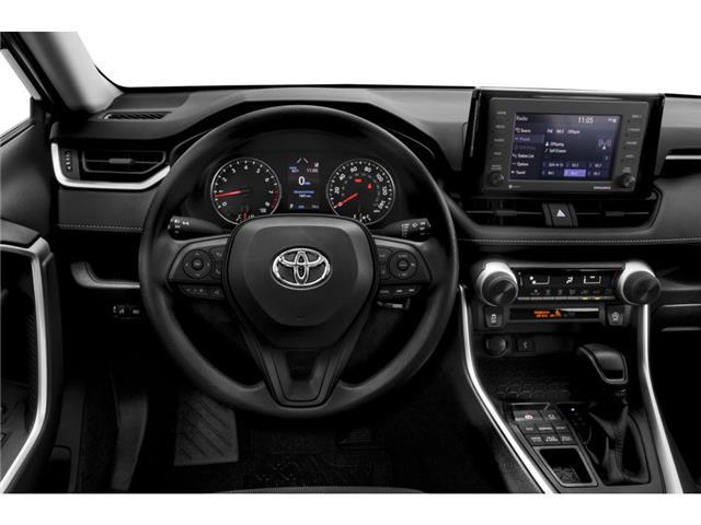 2021 Toyota RAV4 LE (Stk: 80288) in Toronto - Image 1 of 9