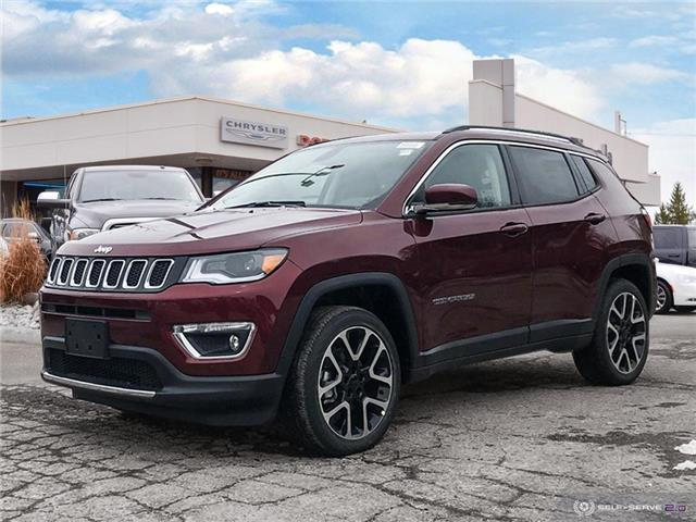 2020 Jeep Compass Limited (Stk: 97248) in London - Image 1 of 26