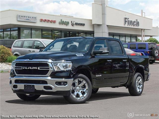 2020 RAM 1500 Big Horn (Stk: 97705) in London - Image 1 of 24