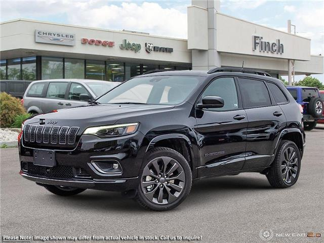 2020 Jeep Cherokee Limited (Stk: 98724) in London - Image 1 of 23