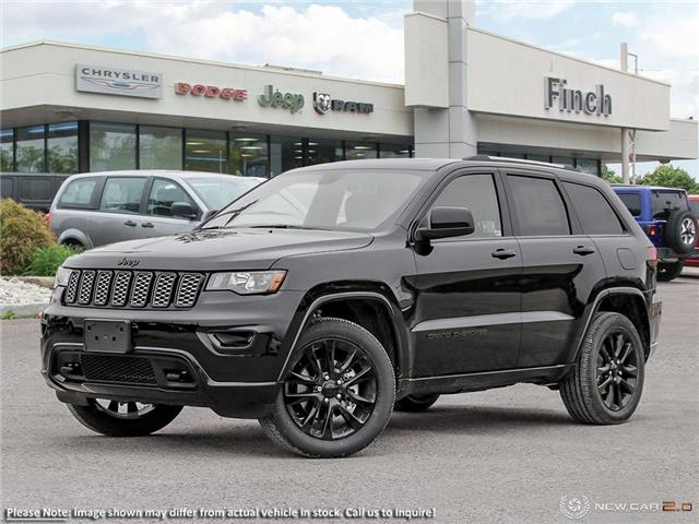 2020 Jeep Grand Cherokee Laredo (Stk: 98632) in London - Image 1 of 24