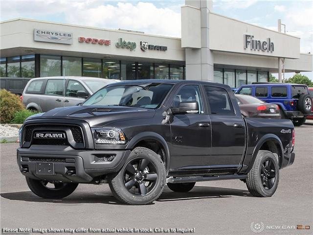 2020 RAM 1500 Classic SLT (Stk: 98636) in London - Image 1 of 24